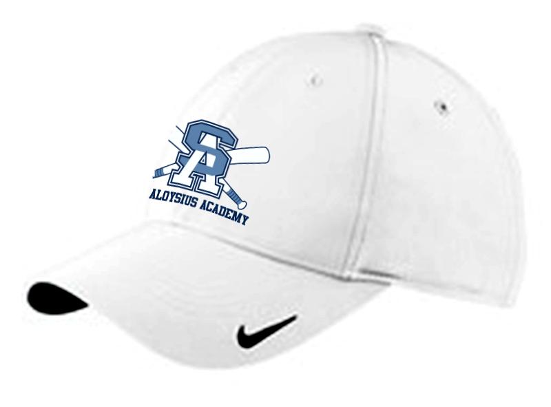 f883cb9ee1d St. Aloysius Nike Golf Swoosh Legacy 91 Cap - St ALOYSIUS BASEBALL ...