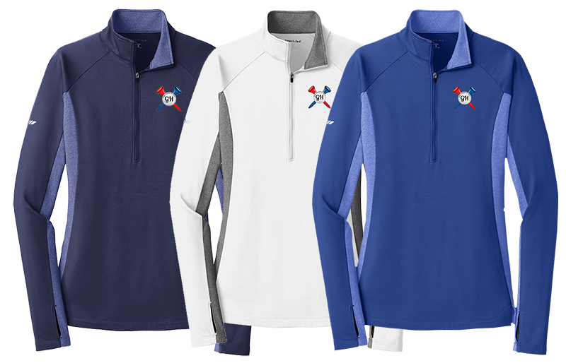c761f082ce5d Garrett Hill Golf Women s Wind Jacket - Fore Garrett Hill Golf ...